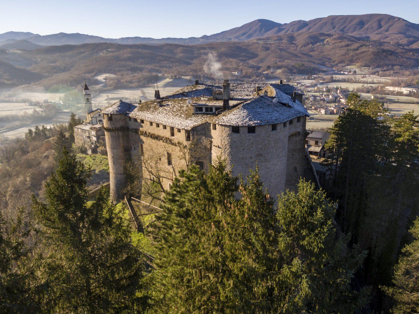 Castello compiano sigeric