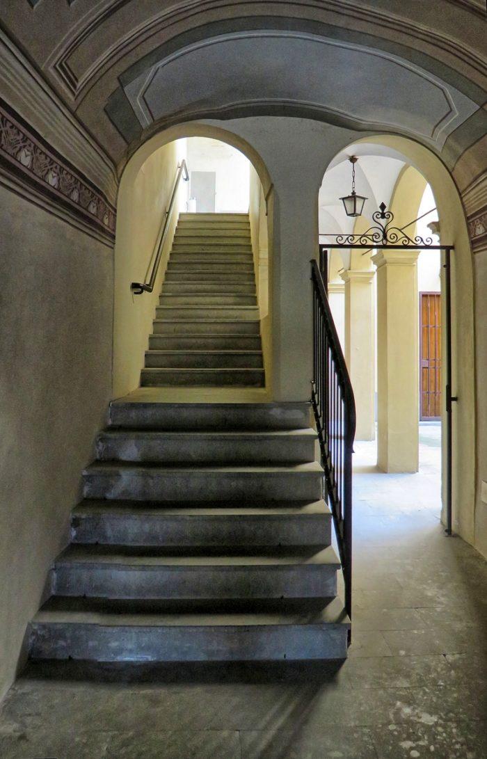 Casa Barezzi - Accesso