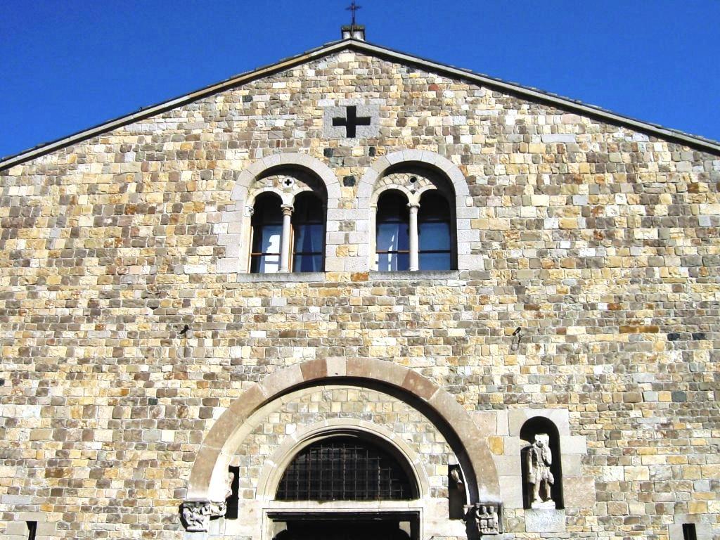 Facciata Duomo di Fornovo